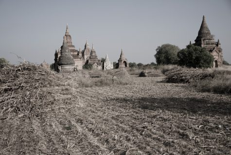 Old Bagan Landscapes