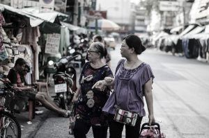 People Of Bangkok