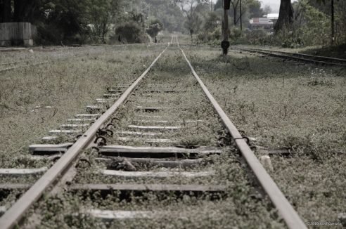 Railway To The Infinity