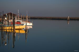 Waters Of Burano